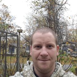 Trevor, 41 from Manitoba