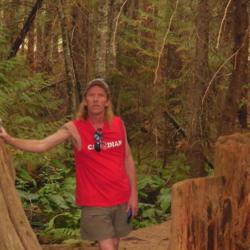 Darin, 50 from British Columbia